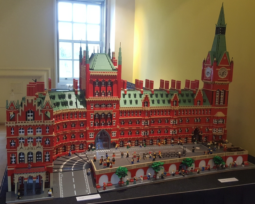 22nd July 2018 – Lego at Hall Place